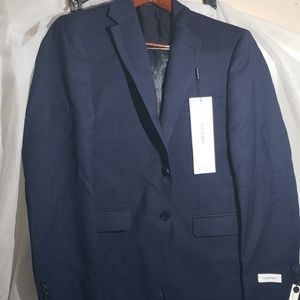 NWT Mens Calvin Klein Suit Jacket